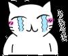 泣いている死語ネコ